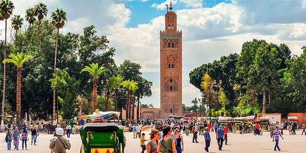 escapada barata a Marrakech verano 2019