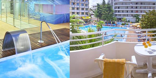 escapada a la Costa Brava en hotel con piscina y spa GHT Oasis Tossa