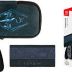 Chollo Pack Essential Starter Kit Skyrim de Hori para Switch