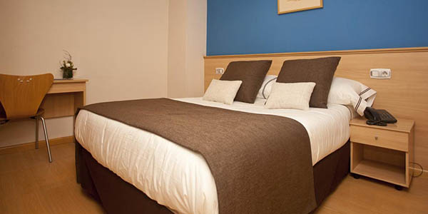 hotel Metropol Lugo relación calidad-precio estupenda