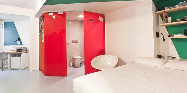 Hotel residencia Granada relación calidad-precio estupenda