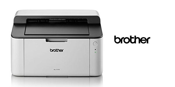 Impresora láser monocromo Brother HL-1110 barata en Amazon
