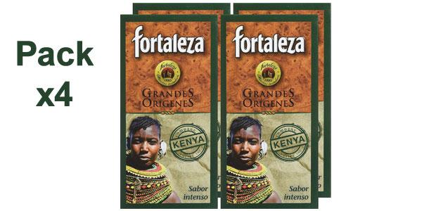 Pack x4 Café Café Molido Fortaleza Grandes Orígenes Kenya de 250 gr/ud barato en Amazon