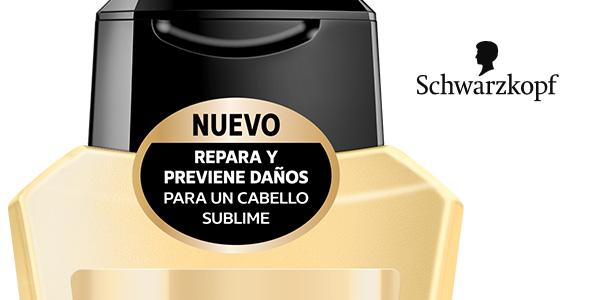 Pack x6 Champú Schwarzkopf Gliss Ultimate Oil Elixir para Cabellos Quebradizos de 250 ml/ud chollo en Amazon