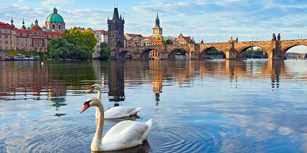 Praga escapada en verano barata