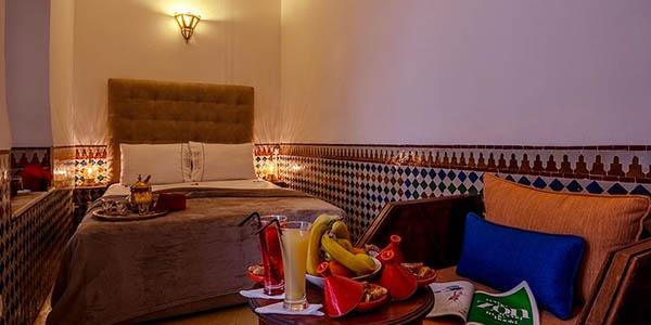 riad Safran et Cannelle alojamiento Marrakech relación calidad-precio