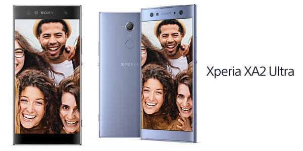 Sony Xperia Xa2 Ultra barato en Amazon