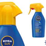 Spray Solar Niños NIVEA SUN FP50+ de 300 ml barato en Amazon