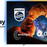 Smart TV al mejor precio en el Prime Day 2019 de Amazon