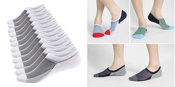 Ueither calcetines tobilleros baratos