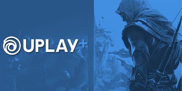 UPlay+ con más de 100 juegos para PC