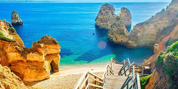 vacaciones largas en Algarve baratas