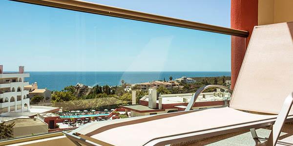 vacaciones en familia en el Algarve en hotel de primera categoría con relación calidad-precio estupenda