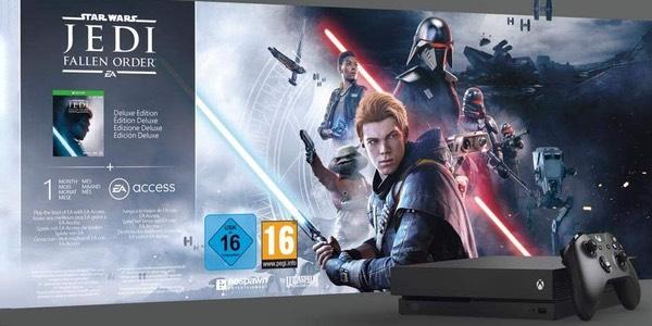 Xbox One X barata
