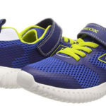 Zapatillas deportivas Geox Jr Waviness Boy baratas en Amazon