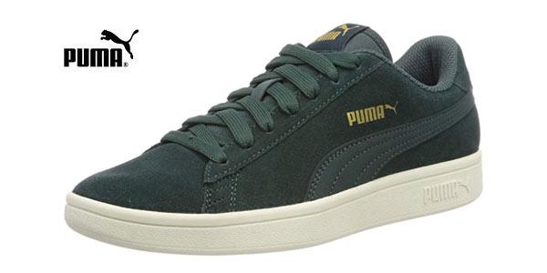 Zapatillas Puma Smash V2 Unisex baratas en Amazon