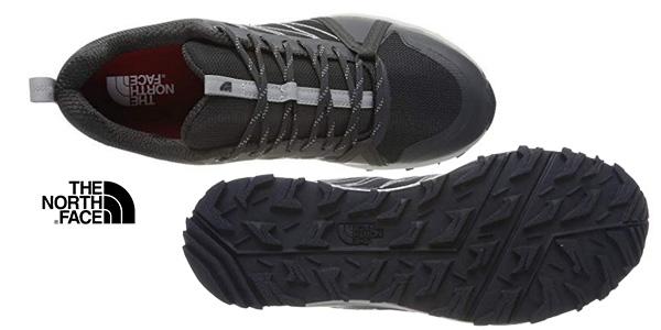Zapatillas de senderismo The North Face M Litewave Fastpack II para hombre chollo en Amazon