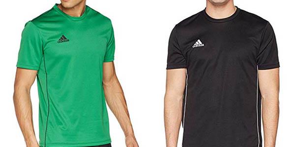 Adidas Core 18 T camiseta de deporte barata