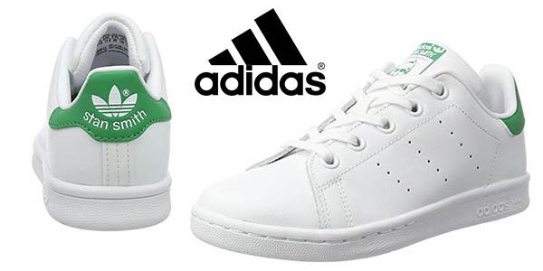 Adidas Stan Smith C zapatillas chollo
