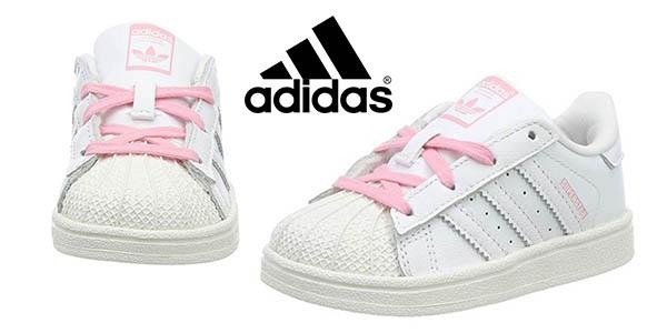 Adidas Superstar I zapatillas infantiles baratas