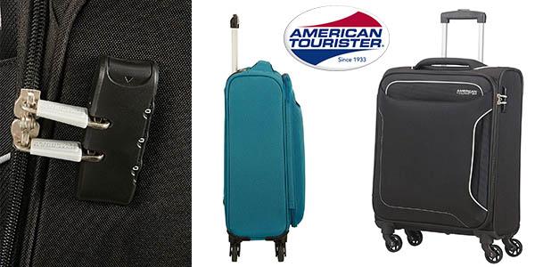 American Tourister Holiday Heat maleta de cabina barata