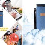 Bolsa térmica portabebidas Decocasa de 2 litros barata en Amazon