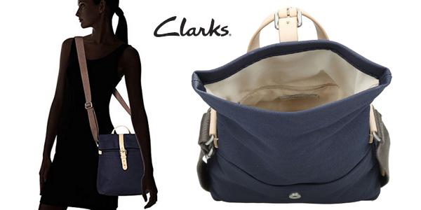 Bolso mochila Clarks The Malton chollo en Amazon