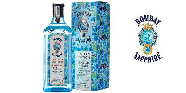 Bombay Sapphire English Estate Limited Edition Gin de 700 ml barata en Amazon