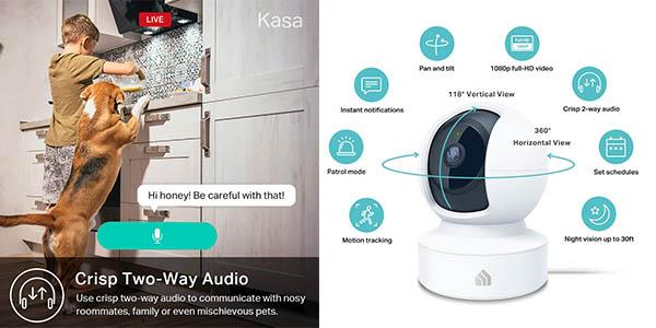 cámara de grabación para casa TP-Link KC110 oferta