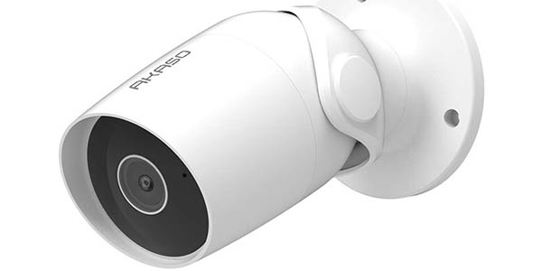 Cámara de Vigilancia Exterior AKASO B60 1080p barata