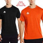 Camiseta de manga corta Kappa Lucera para hombre barata en Amazon
