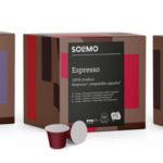 Cápsulas de café Amazon Solimo baratas en Amazon