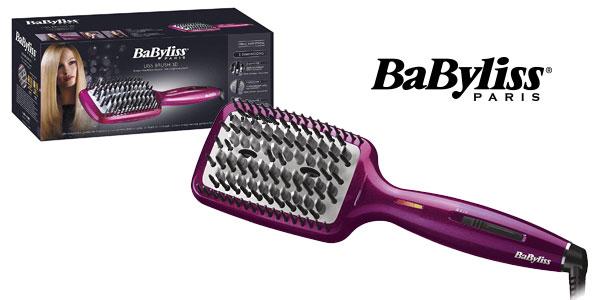 Cepillo alisador cerámico BaByliss Liss Brush 3D HSB100E barato en Amazon