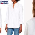 Chollo Camisa Oxford Tommy Classics para mujer