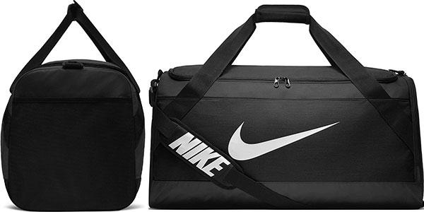 Chollo Bolsa de deporte Nike Brasilia de 80 litros