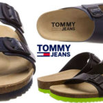 Chollo Chanclas Tommy Jeans Buckle para hombre