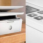Chollo Impresora láser HP Laserjet Pro M28w con USB y Wi-Fi