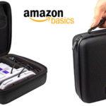 Chollo Funda de transporte AmazonBasics para Super NES MIni