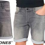 Chollo Pantalones vaqueros cortos Jack & Jones Rick Icon para hombre