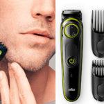 Chollo Recortadora de barba y cortapelos Braun BT3041 + Maquinilla Gillette Fusion5 ProGlide