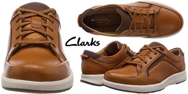 Chollo Zapatos Clarks Un Trail Form Derby para hombre
