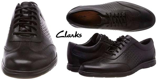 Chollo Zapatos Clarks Vennor Vibe para hombre