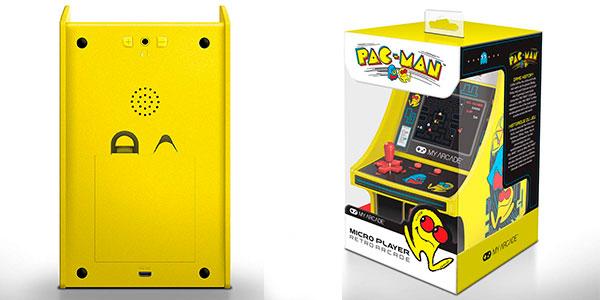 Consola retro My Arcade Pac-Man barata