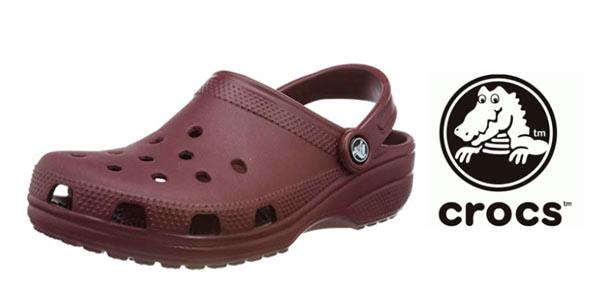 Zuecos unisex Crocs Classic baratos en Amazon
