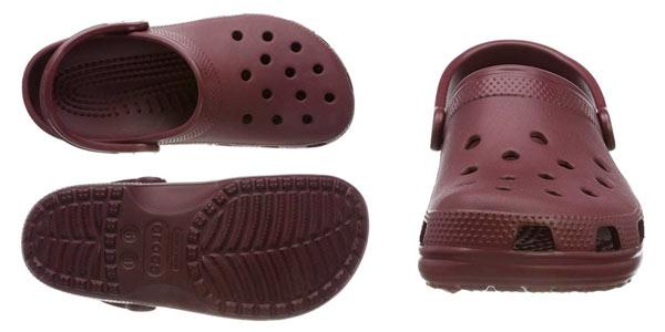 Zuecos unisex Crocs Classic en oferta en Amazon