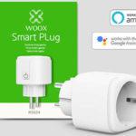 Enchufe inteligente Woox Smart Plug Mini WiFi