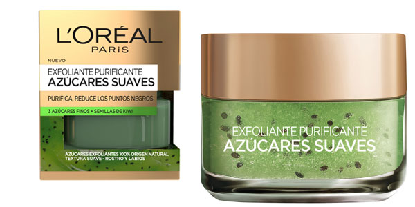 Exfoliante Purificante L'Oreal Paris Dermo Expertise de 50 ml barato en Amazon