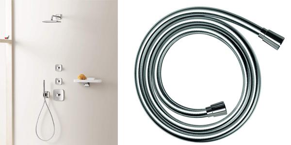 Flexo Hansgrohe 28276000 Isiflex de 1,60m para ducha barato en Amazon