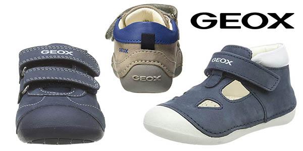 Geox B Tutim zappatillas para bebés oferta