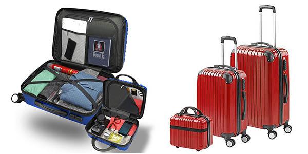 Grindilux maletas rígidas baratas